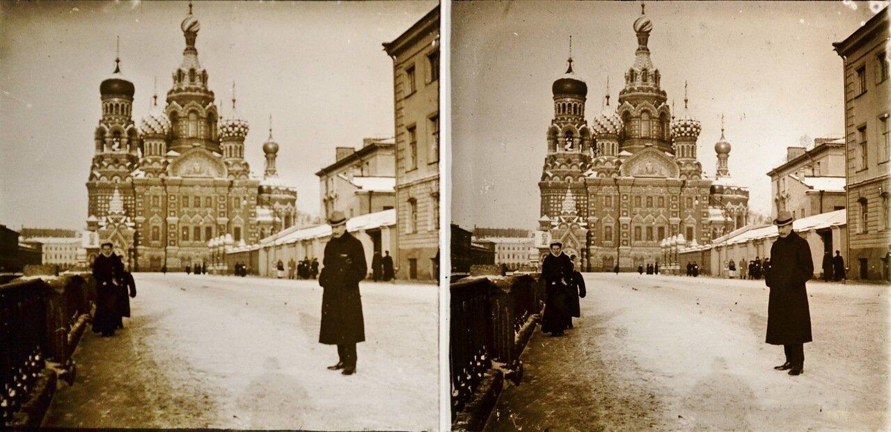 Санкт-Петербург. Храм Спаса на Крови