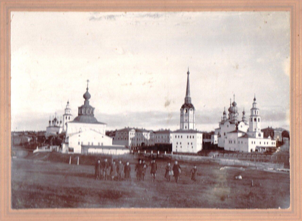Вид Соликамска, 1900 год