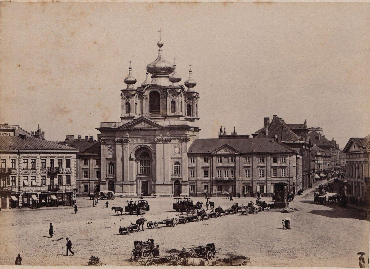 Площадь Красинских