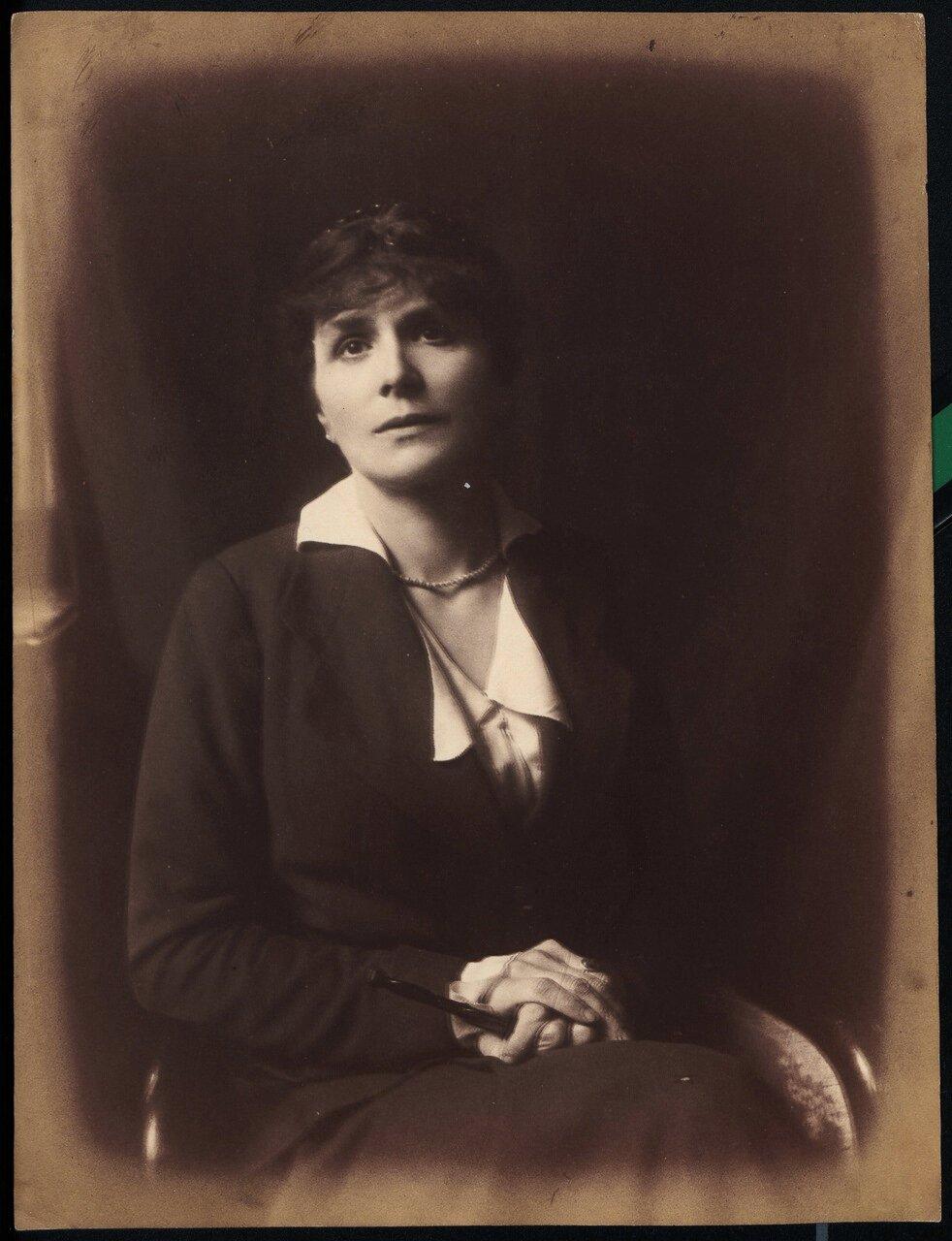 Портрет Генриетты Кольтат