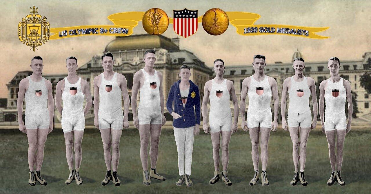 Американские золотые медалисты