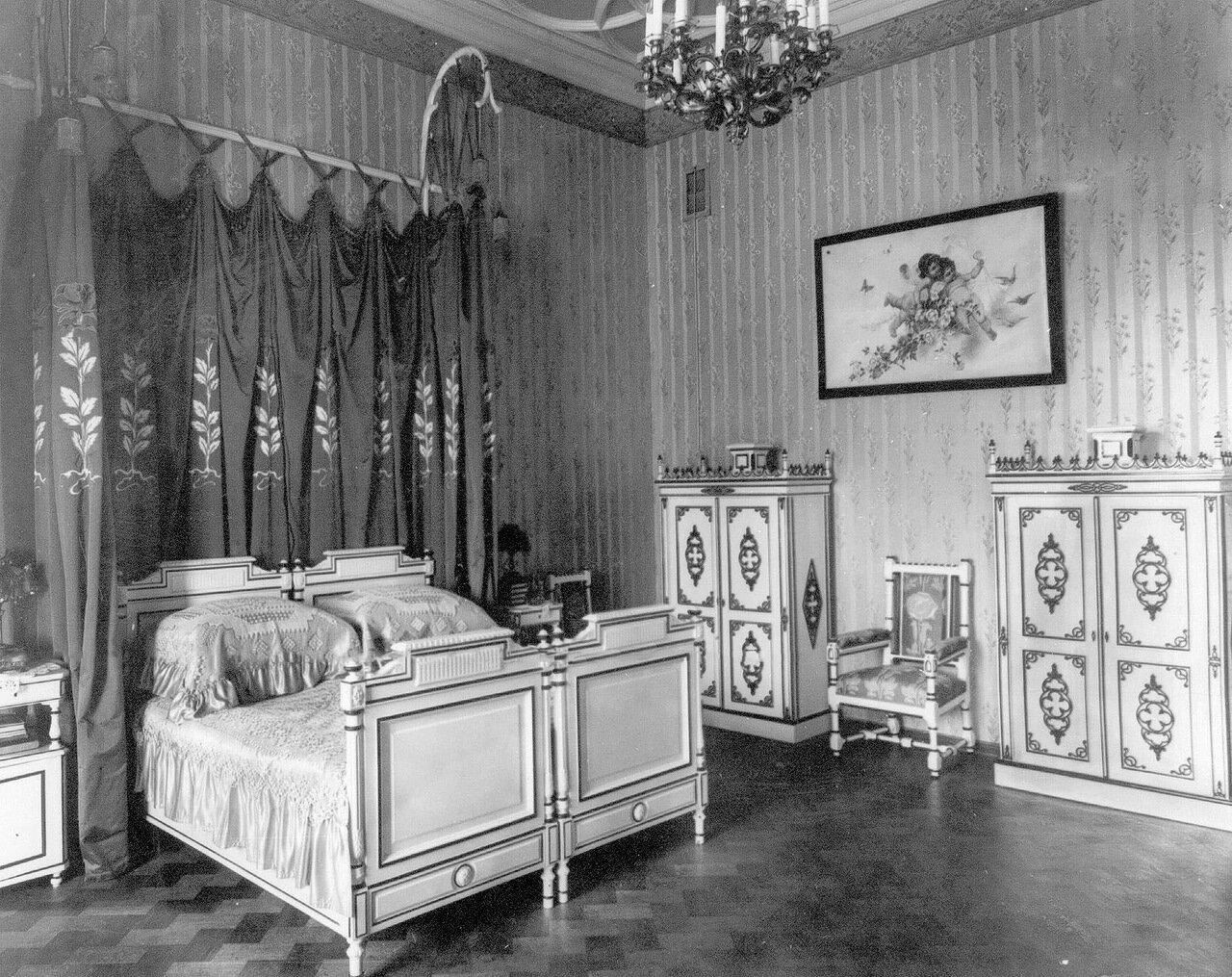 15. Спальня в особняке А.Л.Франка