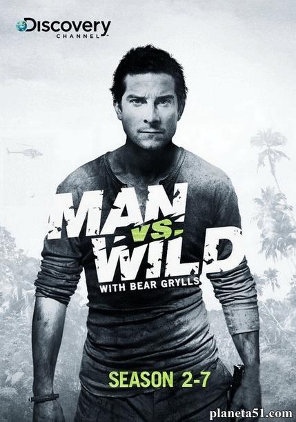 Выжить любой ценой / Man vs. Wild (2006-2011/HDTV) (Сезоны 2-7)