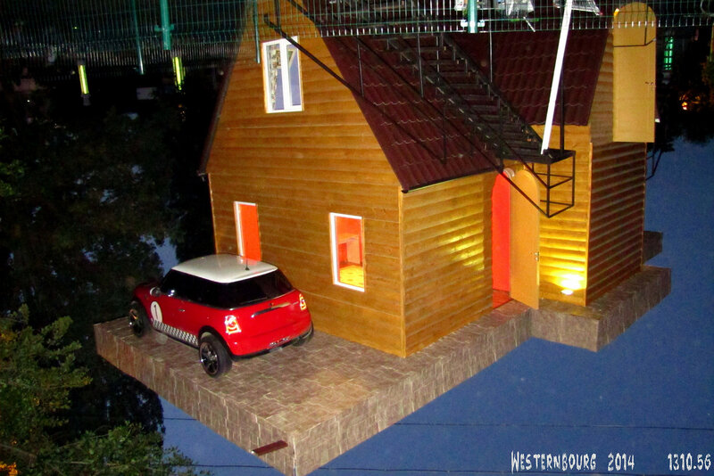 1310.56 Маленький домик на краю земли