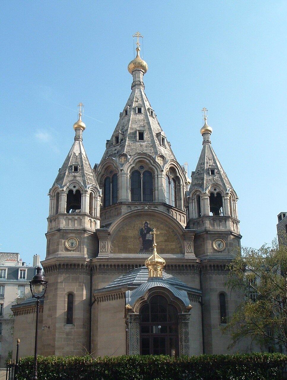 Кафедральный Собор Александра Невского (Париж)