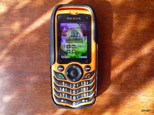 Texet TM-510R (радио)