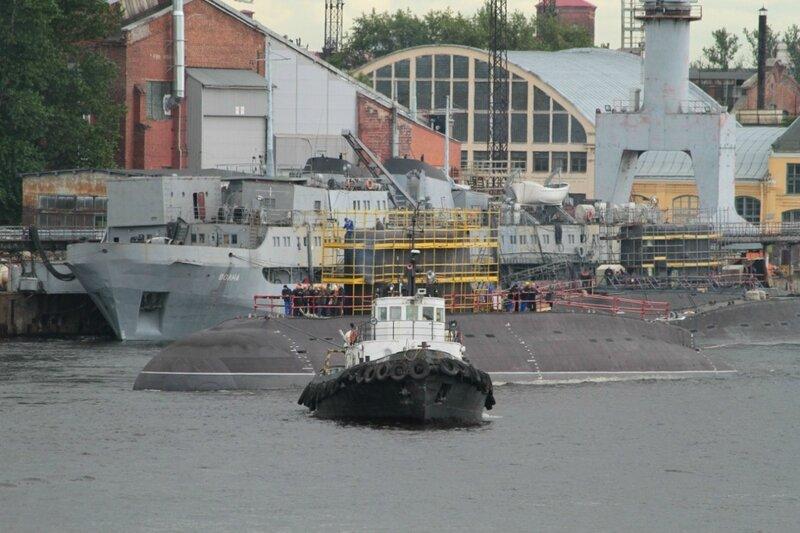 Дизельная подводная лодка. Пр.636.3. (Б-).«Ростов-на-Дону» - 1.jpg
