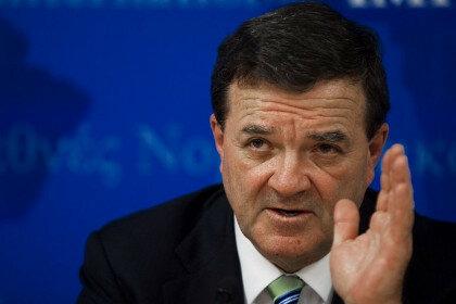 В Канаде министру финансов вздумалось уволиться