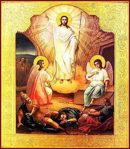 Пасхальные яйца и воскрешение Христа