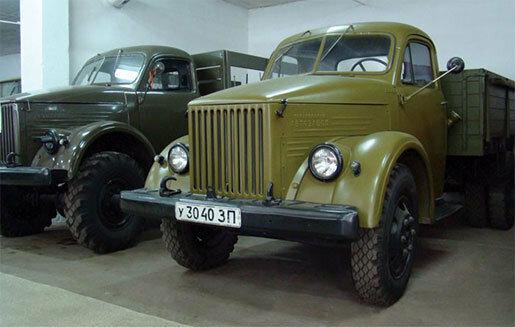 Музей ретро-автомобилей в Запорожье