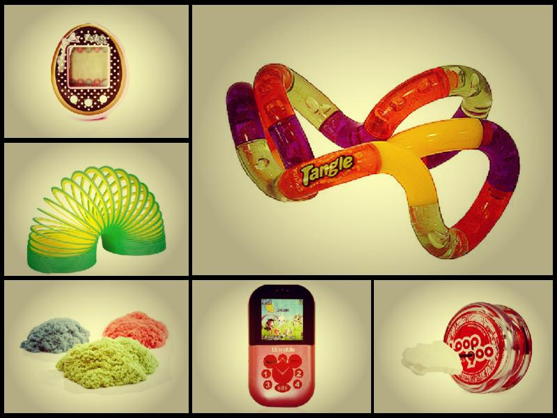 увлекательные игрушки