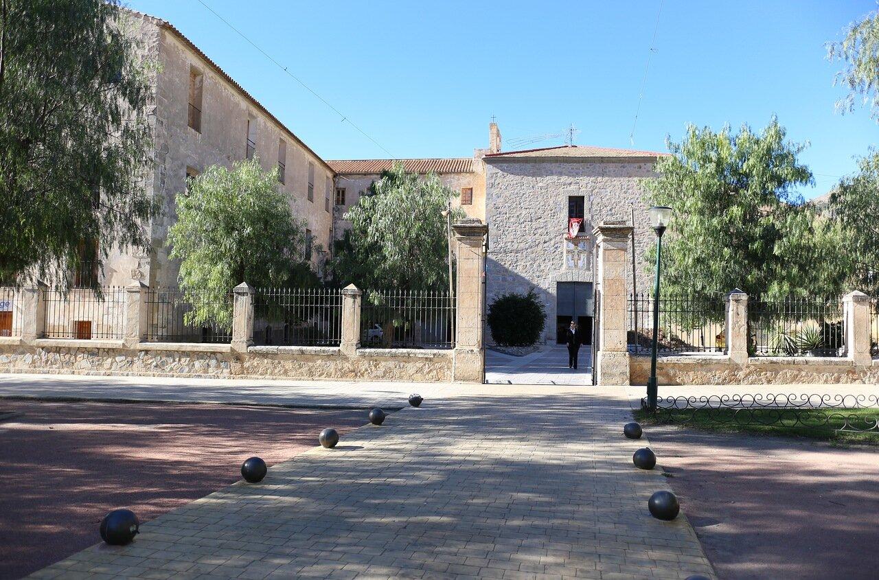 Ориуэла. Фрацисканский монастырь (Convento Franciscano de la Inmaculada)