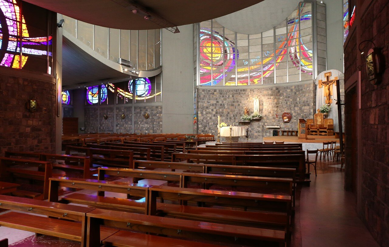 Сорренто. Церковь  Лурдской Мадонны (Chiesa della Madonna di Lourdes)