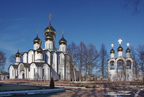 Свято-Никольский женский монастырь в Переславле-Залесском