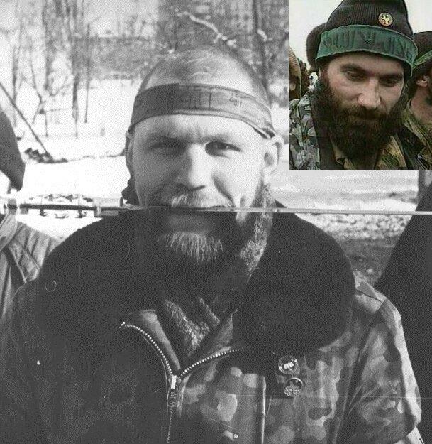 Александр Музычко в Чечне