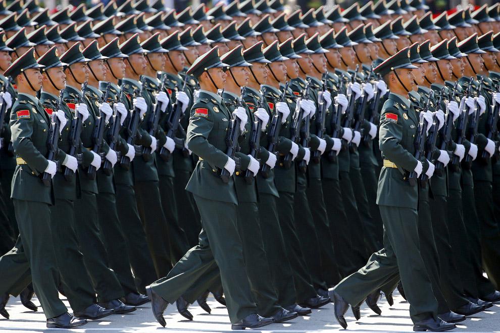 9. Зрители на трибунах. (Фото Wang Zhao | Reuters):