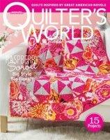 Журнал Quilter's World Magazine №2 Summer2015