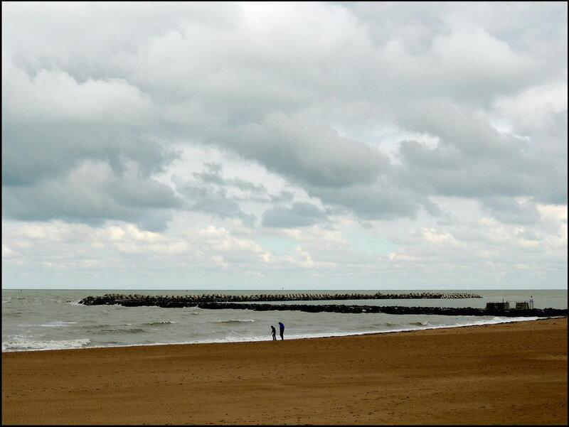 Остенде - северный курорт. Бельгия