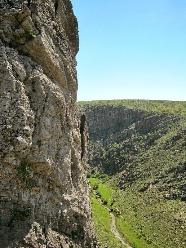 Ущелье Талдыбулак