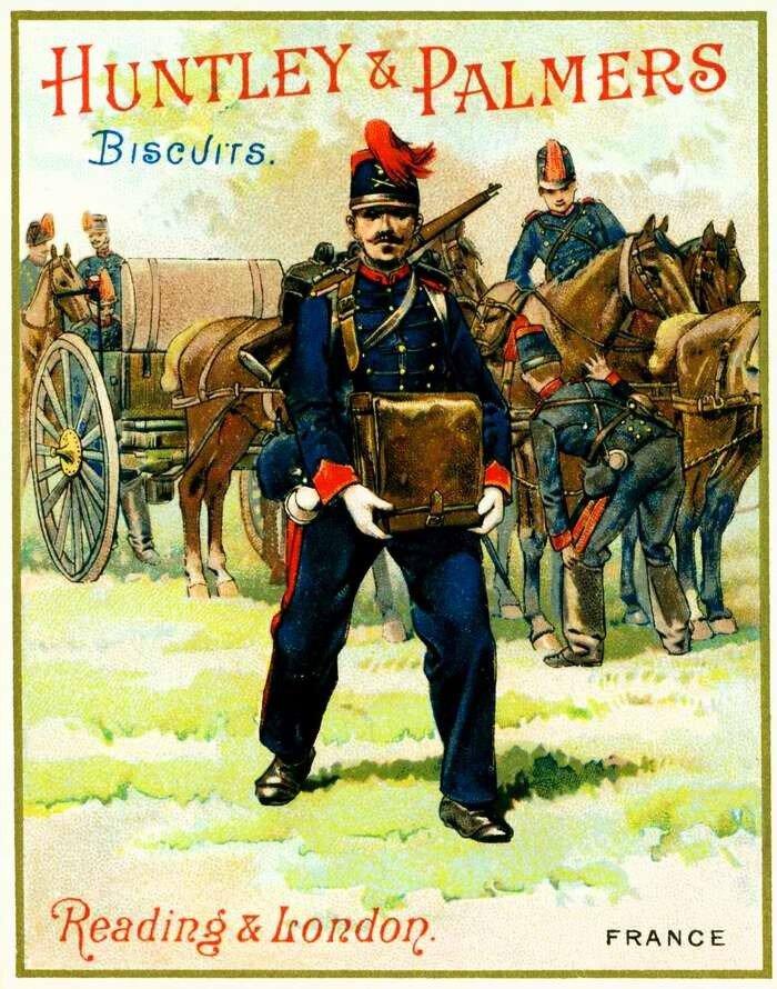 Солдаты французской армии (2)
