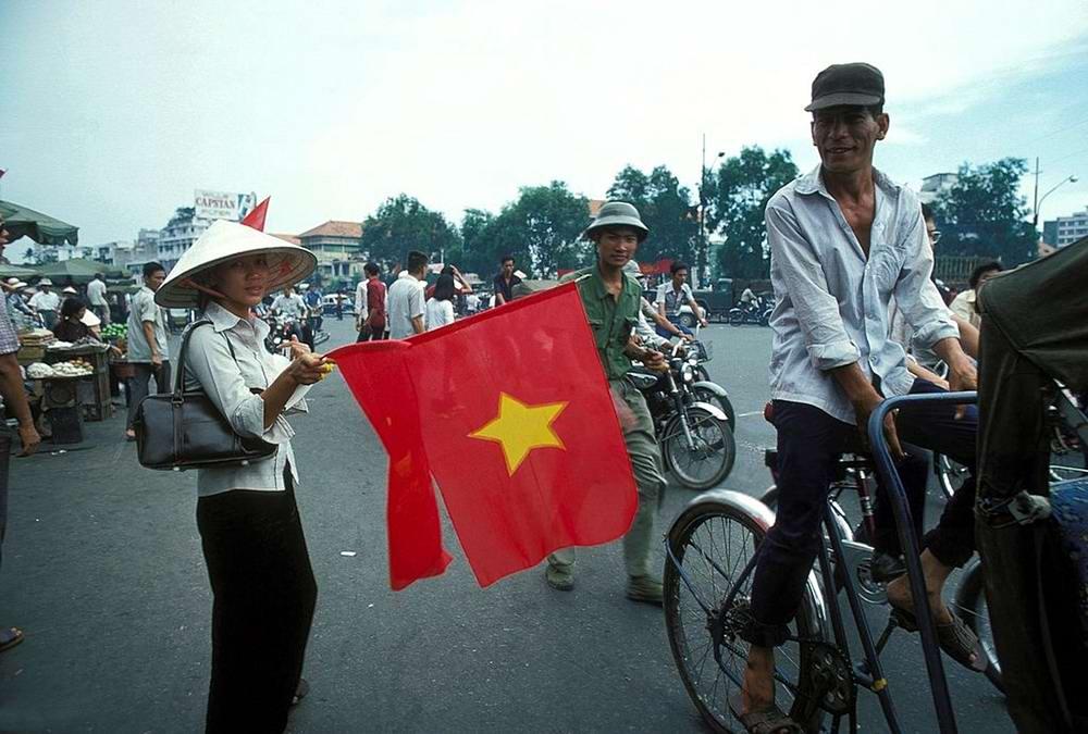 Освобождение Сайгона: как это было! К 40-летию со Дня Победы Вьетнама (США) (44)