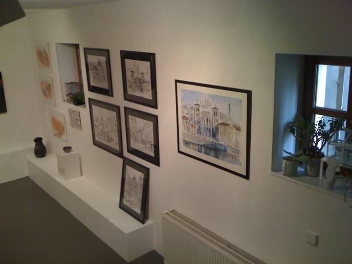 012. Lyon. Galerie Atelier 28