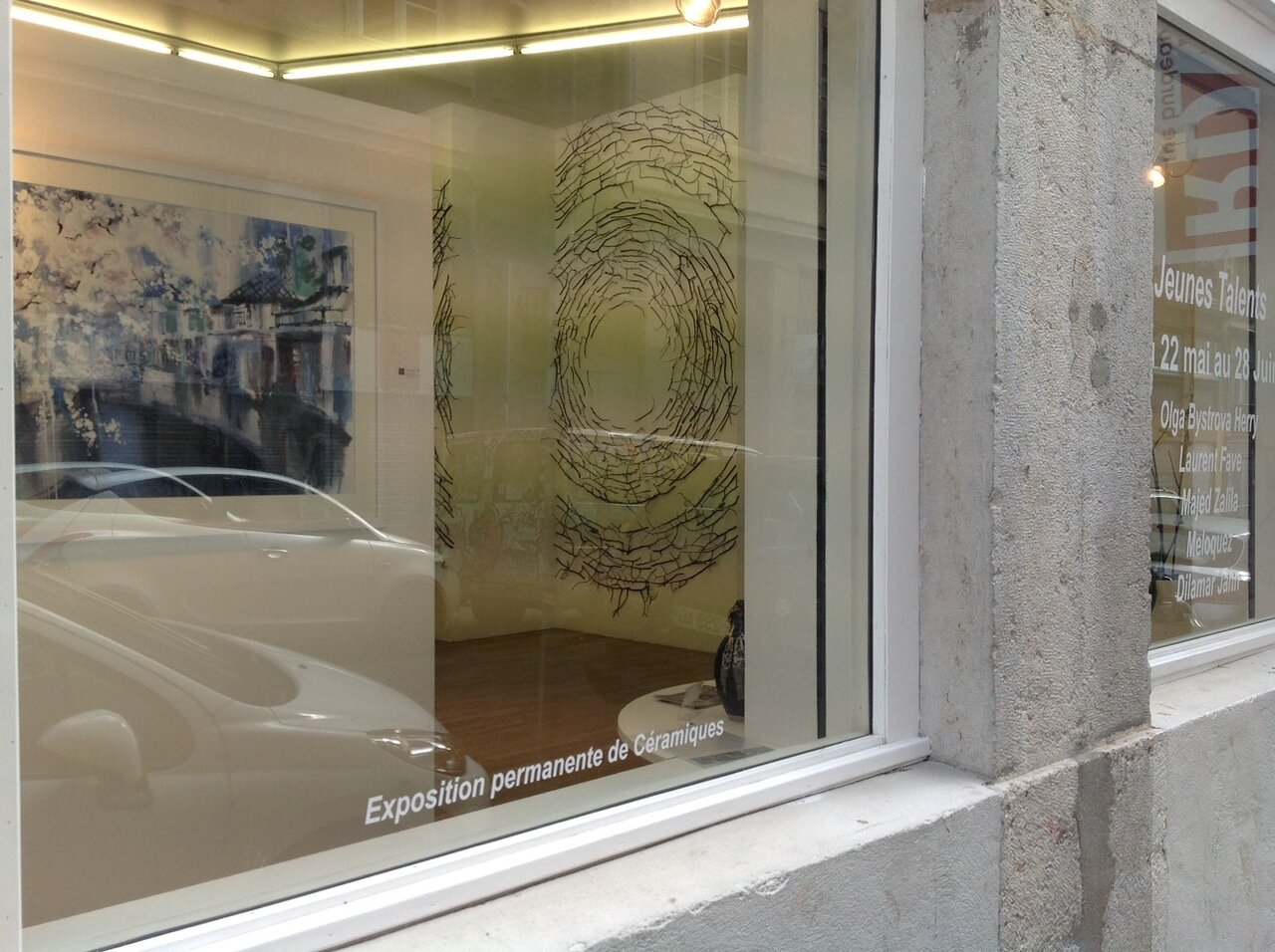 011. Lyon. Galerie Atelier 28