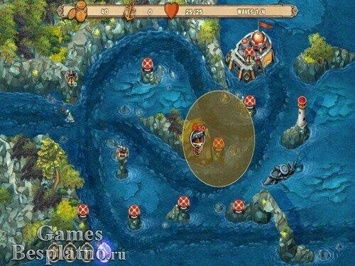 Iron Sea Defenders