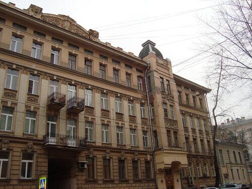 Москва. Новая Басманная ул., д.28, стр.1 (2)