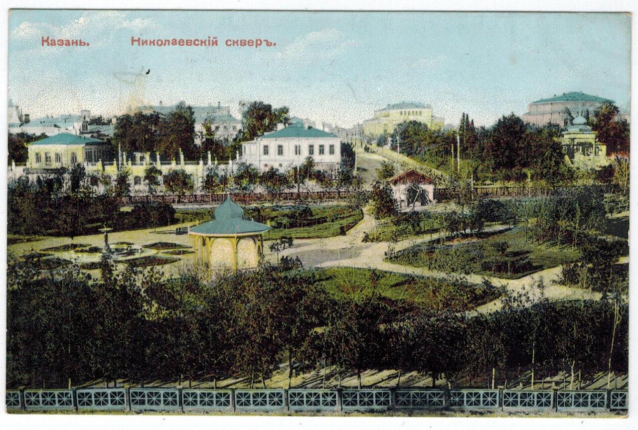 Николаевский сквер