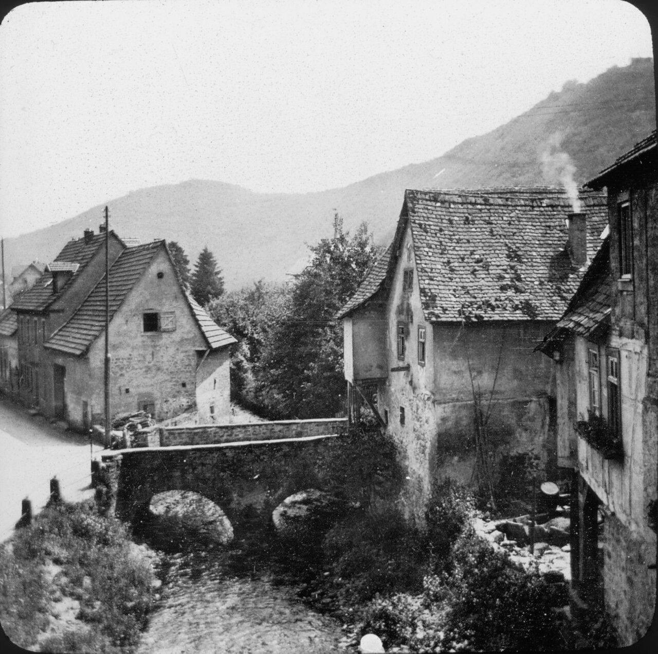 Неккарштайнах. 1907
