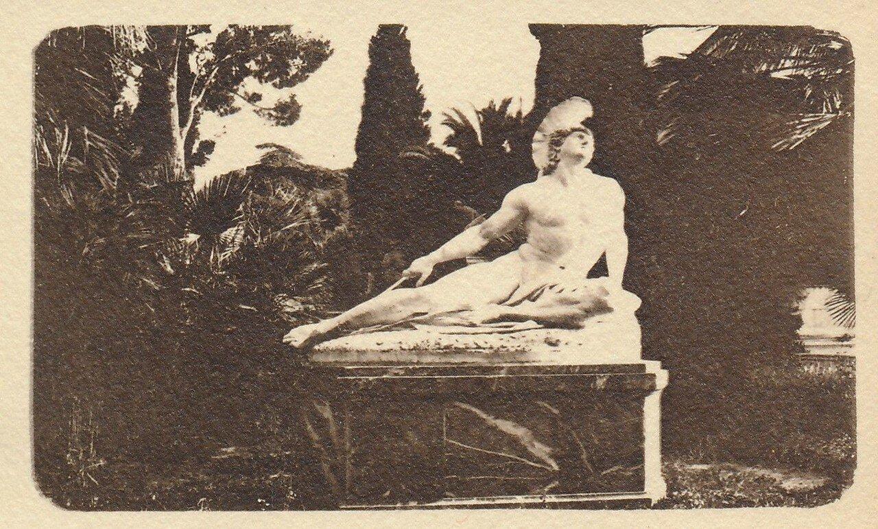 28. Дворцовый парк в годы Первой Мировой войны