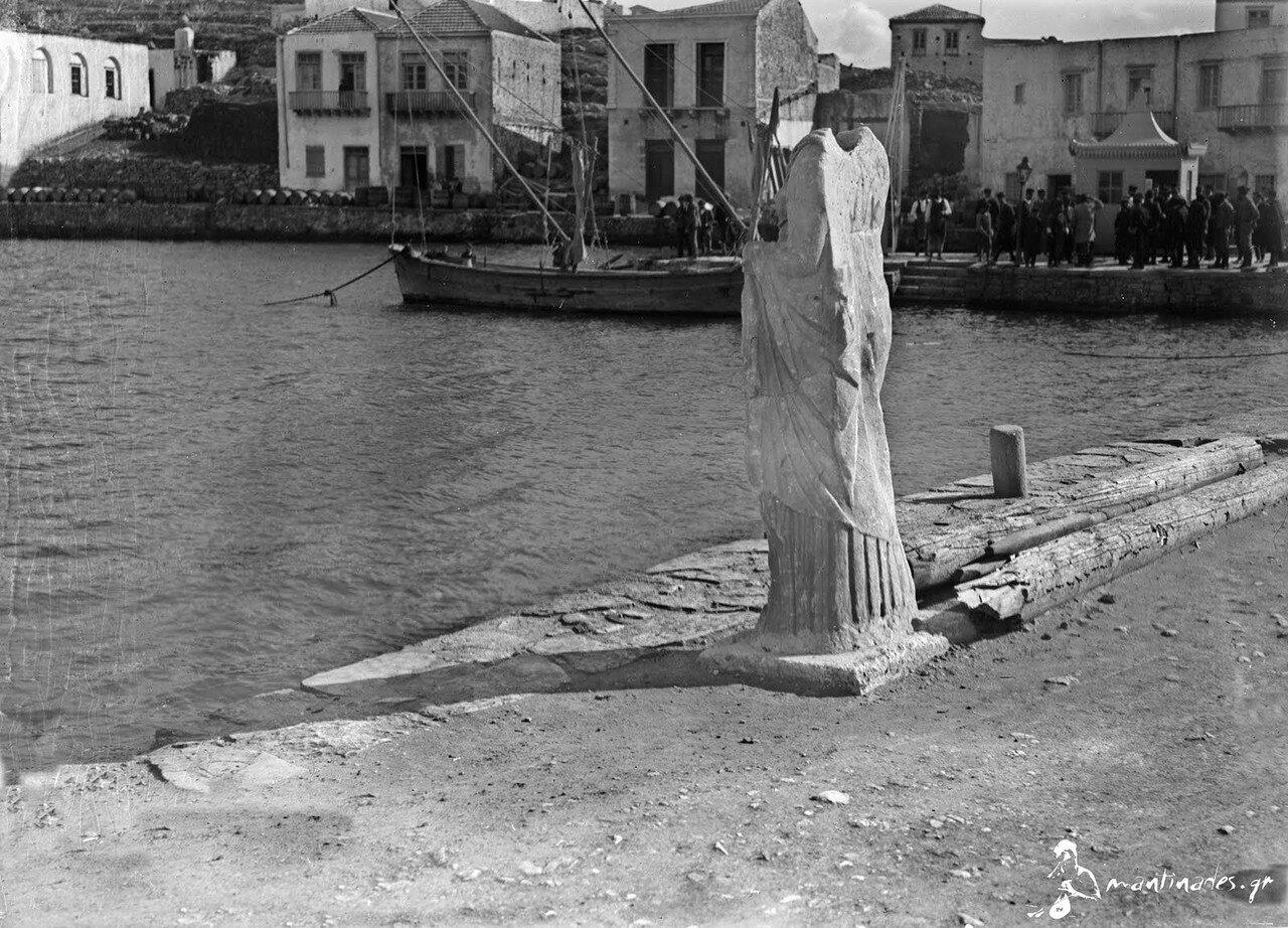 1911. Крит. Айос-Николаос