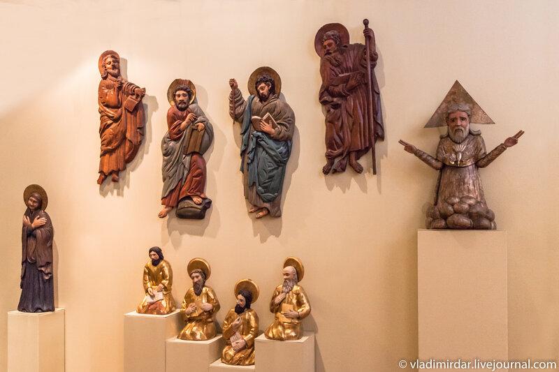 Композиция с Евангелистами