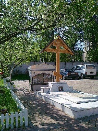Могила праведницы Матрены