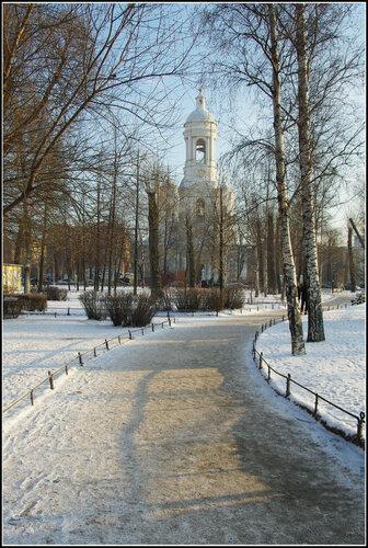 Санкт-Петребург. Январь 2014.