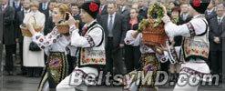 В Кишиневе пройдет парад зимних национальных костюмов