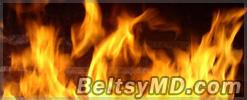 Два человека погибли при пожаре в Фалештском районе