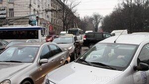 5 тысяч нарушений правил дорожного движения за неделю