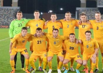 Ещё одно поражение для молдавской сборной по футболу