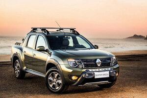 Renault представил свой первый пикап – Renault Duster Oroch