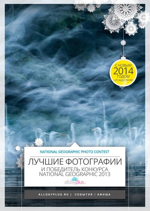 Лучшее с конкурса фотографии National Geographic 2013.