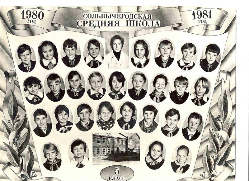 Выпускники 1986 г.