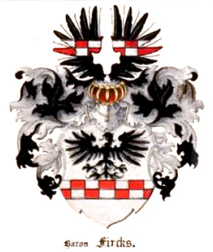 Герб фон Фирксов