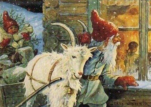 Краткая новогодняя энциклопедия: У кого какой