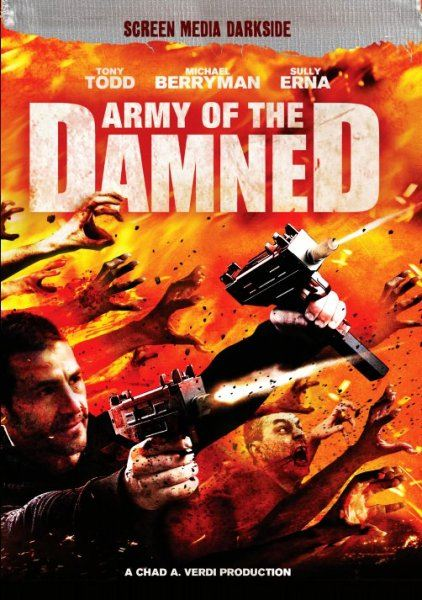 Армия проклятых / Army of the Damned (2013) WEB-DLRip