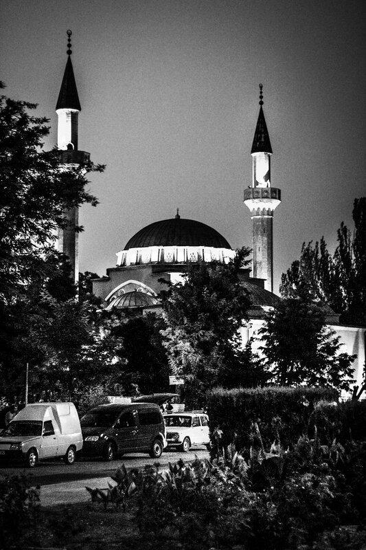 Джума-Джами - мечеть Хан-Джами в Евпатории