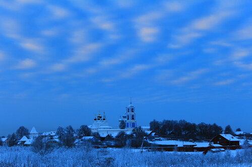 Переславль-Залесский. Никитский мужской монастырь