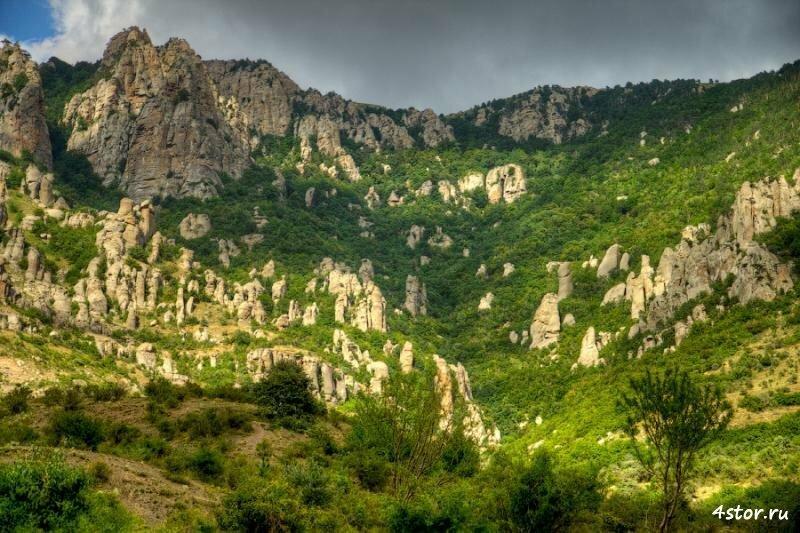10 самых мистических мест Украины
