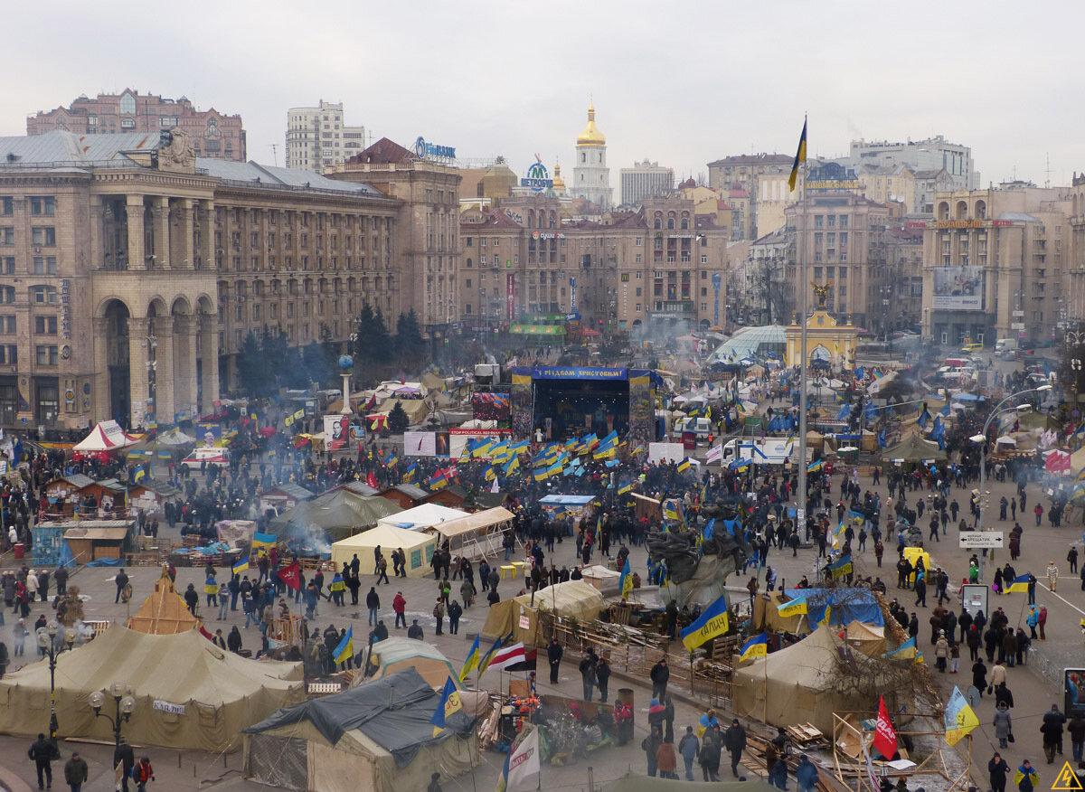 Евромайдан-2014